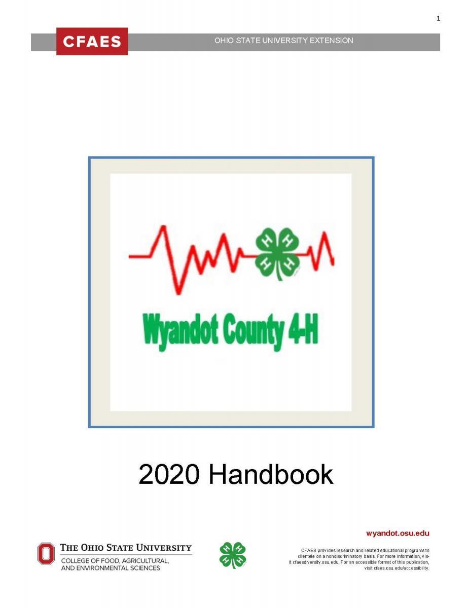 2020 Handbook